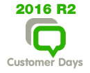 VISI 2016 R2 Customer Update Days